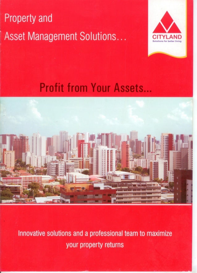 Property and  I   Asset Management Solutions. ..              - +; :- . .l:  :1 3 its ' 2 : f -.  3 '  3 E  '  ' =   Innov...