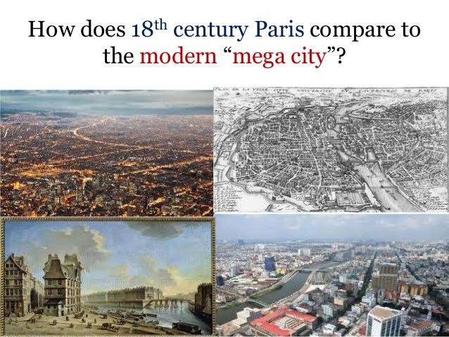18th century culture essay in in paris people popular