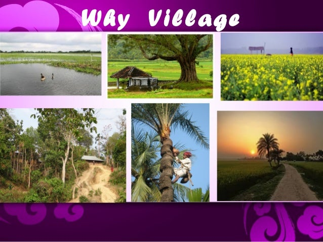 city and village life There is wide difference between village and city life both the city and the  village serve functional purpose in their own way the village feeds and clothes.