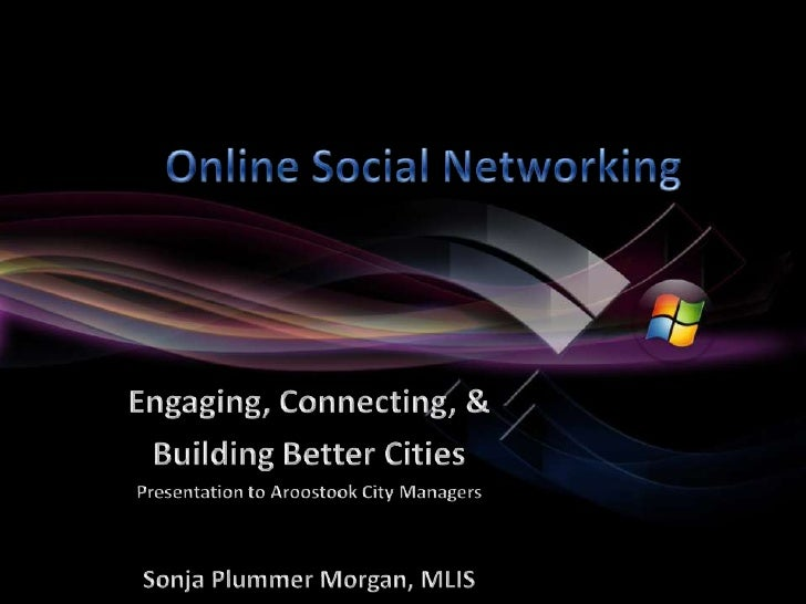 • Consider Social media as a tool of management• Explore best practices• Look at practical applications