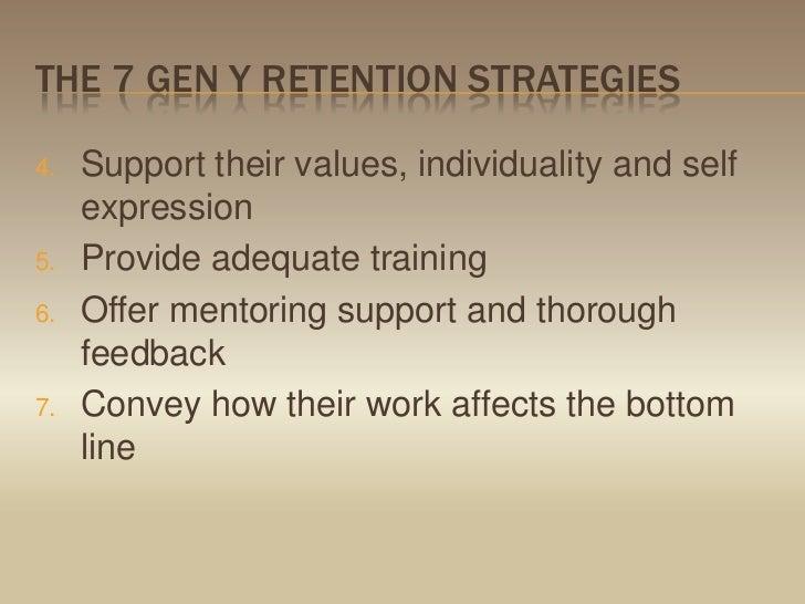 Generation Y in Workplace