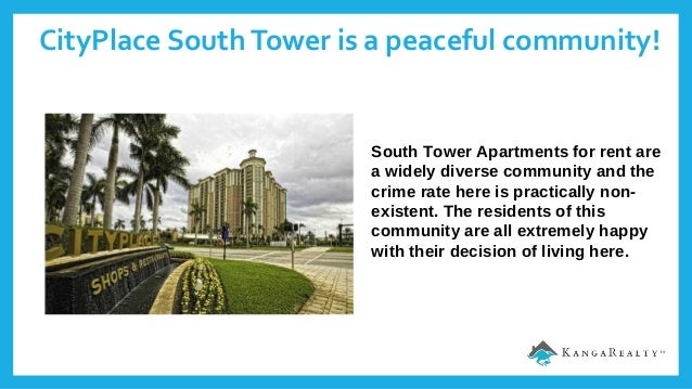 Cityplace Tower West Palm Beach Rentals