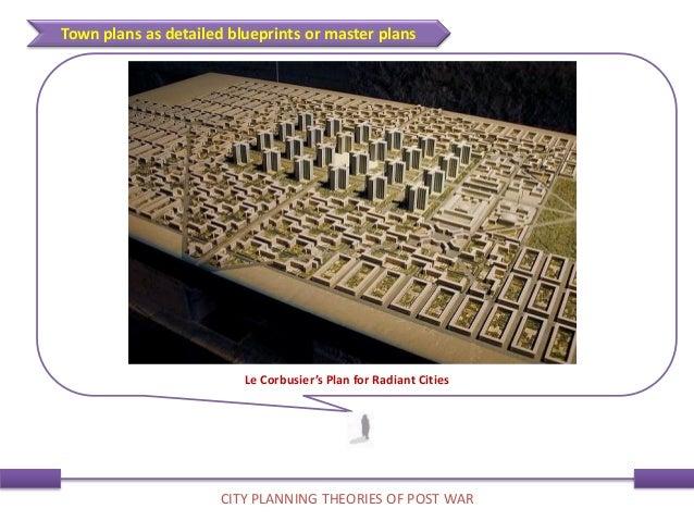 City planning theories post war 9 malvernweather Gallery
