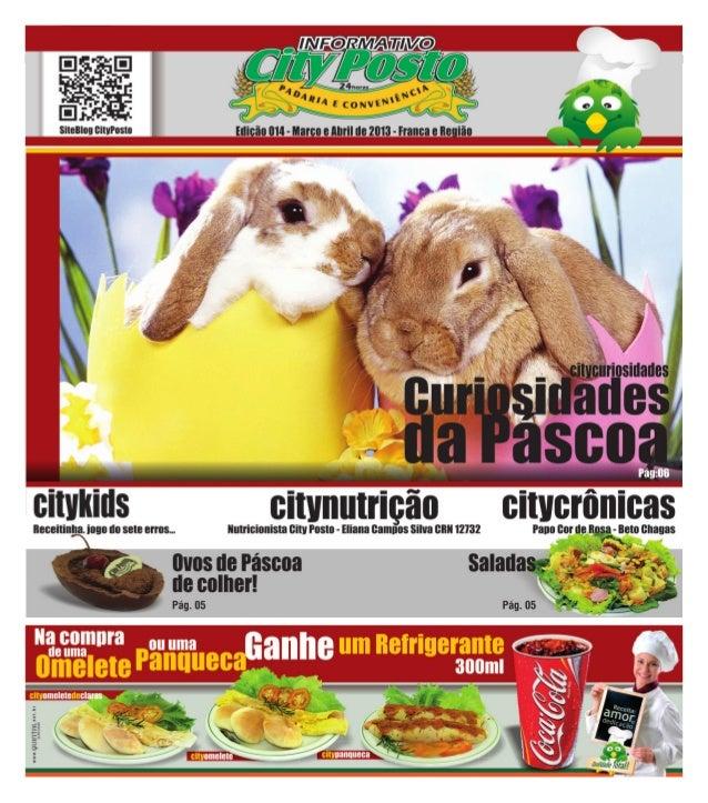 02   Edição 014   www.cityposto.com.br