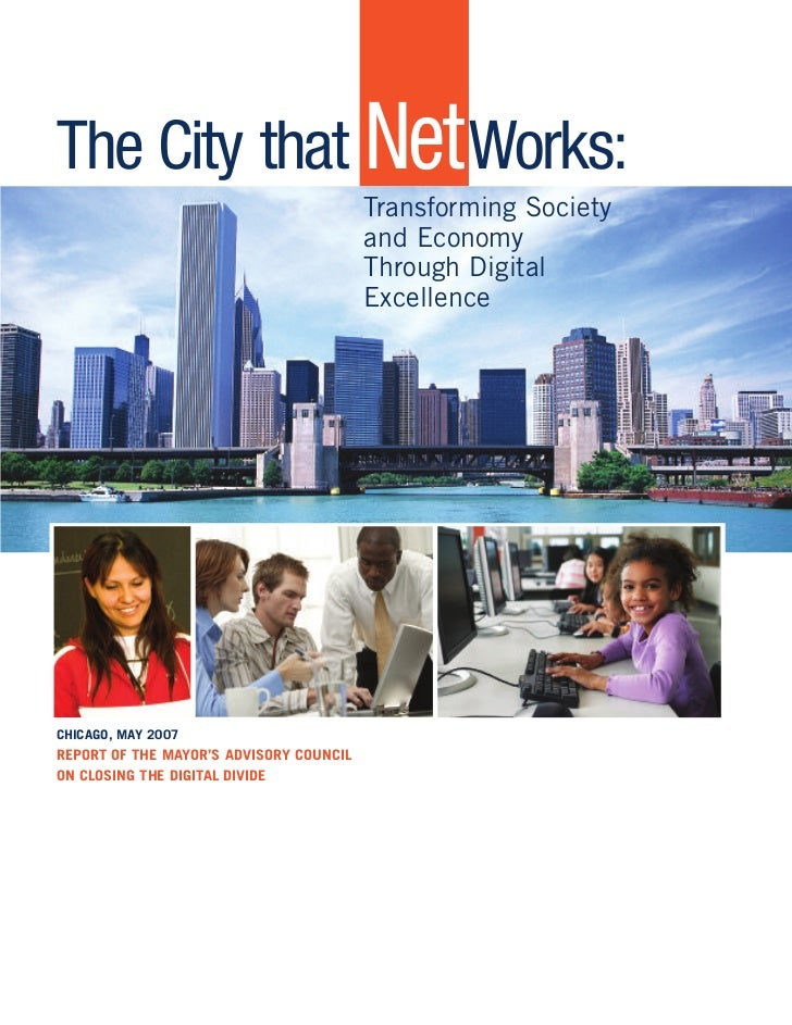 The City that Net Works:                                         Transforming Society                                     ...