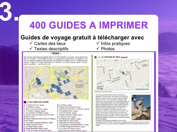 3.        MON GUIDEIMPRIMER         400 GUIDES A AUDIO       1 700 visites audio MP3 guidées à télécharger      Guides de ...