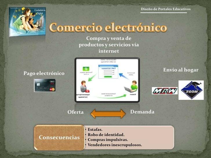 Uso de Blog.</li></ul>Diseño de Portales Educativos<br />En el docente<br />Ciudadanía <br />Digital<br />Educación<br /><...