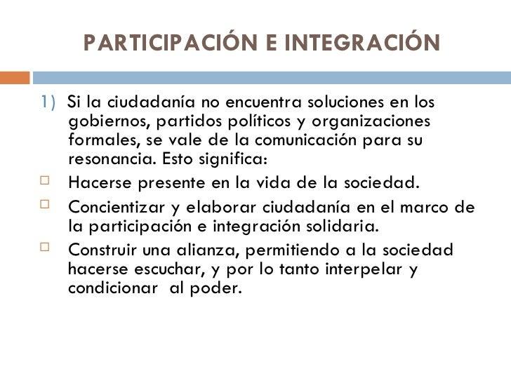 Ciudadanía y poder Slide 2