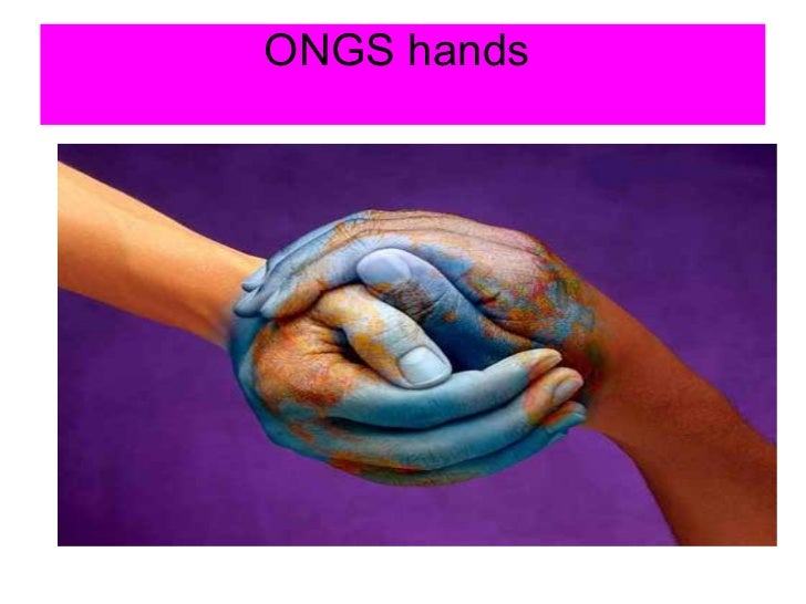 ONGS hands