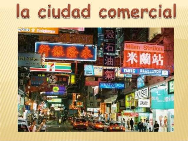 la mayoría de las ciudades deben su fortalecimiento y en algunos casos su origenal comercio ya que los medios de subsisten...
