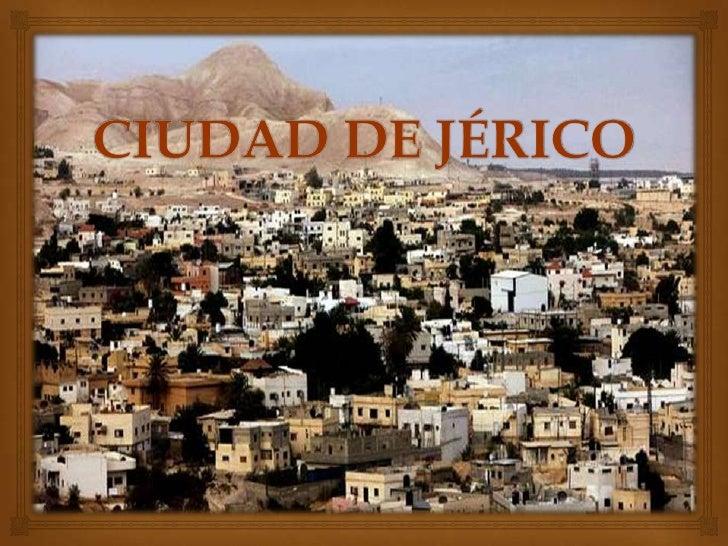 CIUDAD DE JÉRICO <br />