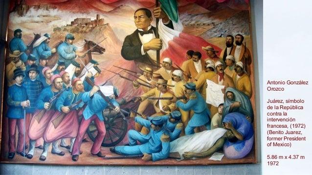 Mexico ciudad de mexico10 chapultepec murals 1 for Benito juarez mural