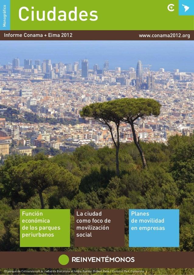 Ciudades          Informe Conama + Eima 2012                                                                             w...
