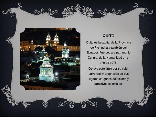 Ciudades declaradas patrimonio cultural nacional historico Slide 3