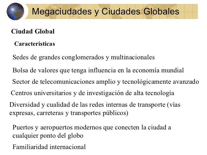 Ciudades mundiales ciudades globales for Definicion de beta