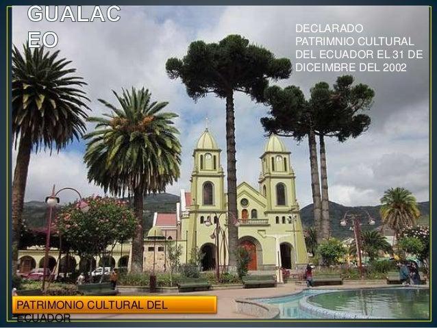 UBICADO EN AZOGUEZ, PROVINCIA DE CAÑAR DECLARADA PATRIMONIO CULTURAL DEL ECUADOR EL 31 DE OCTUBRE DEL 2000 IGLESIA DE SAN ...