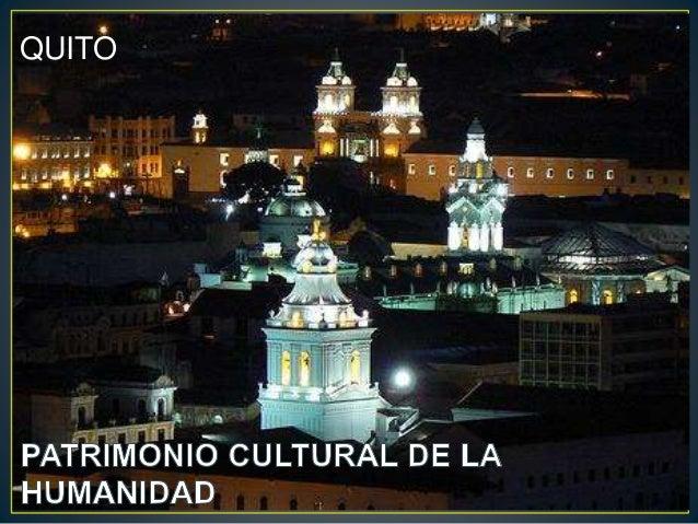 IGLESIA DE SANTO DOMINGO QUITO-CAPITAL DE ECUADOR ES LA PRIMERA CIUDAD DECLARADA PATRIMONIO CULTURAL DE LA HUMANIDAD EL 18...