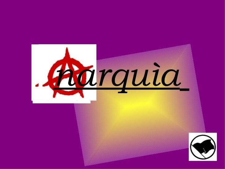narquìa