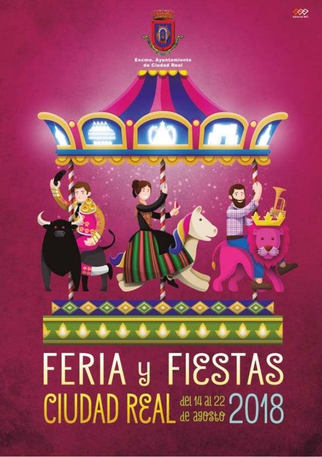 CIUDAD REAL Feria y fiestas 2018 1