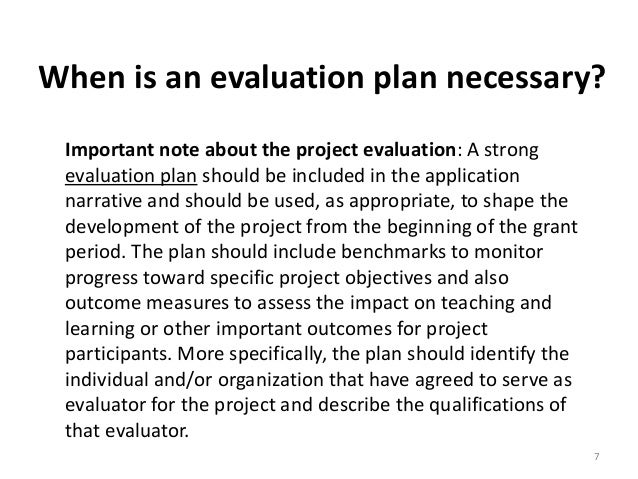 Via Evaluation Evaluation Plan presentation for GPA – Evaluation Plan