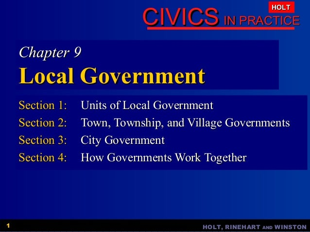 civics chapter 9 local government rh slideshare net holt civics guided reading strategies 5.4 answers holt civics guided reading strategies 5.4 answers