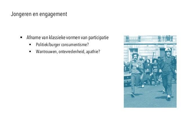 20140520 maatschappelijk engagement en jongeren bastiaan