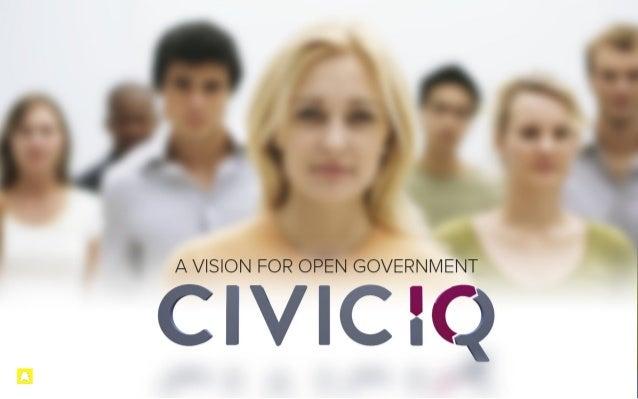 Civic IQ / 1