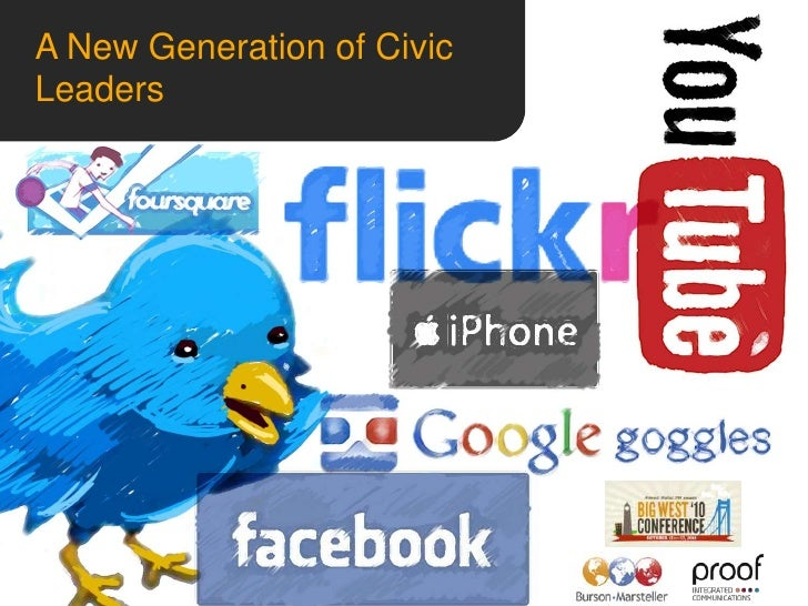A New Generation of Civic Leaders<br /><br />
