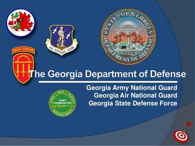 Georgia Army National GuardGeorgia Air National GuardGeorgia State Defense Force