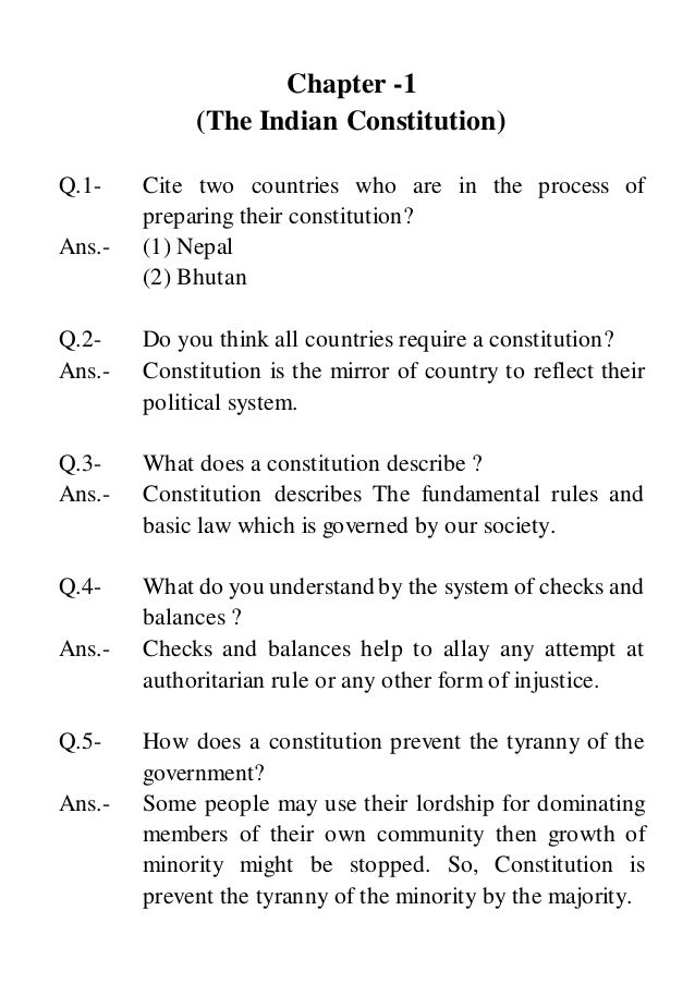 chapter summary activity chapter 3 the constitution answer key