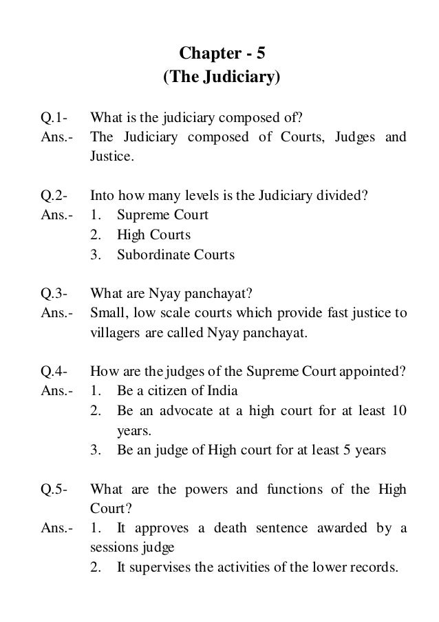 🔥 Ncert solutions for class 8 social science civics notes