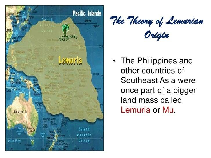 Is the Philippines = Lemuria ? - Makati Prime com's