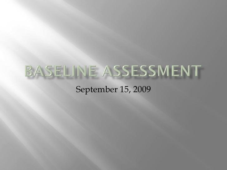 September 15, 2009