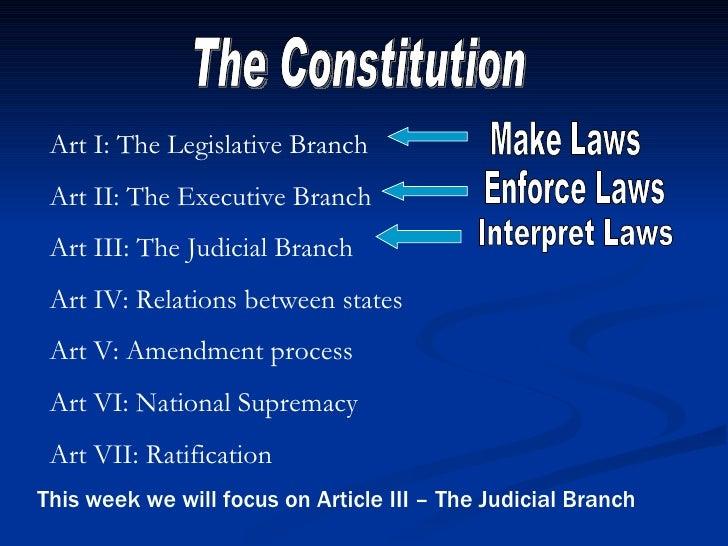 legislative and judicial branch relationship