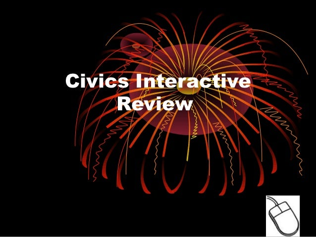 Civics Interactive     Review