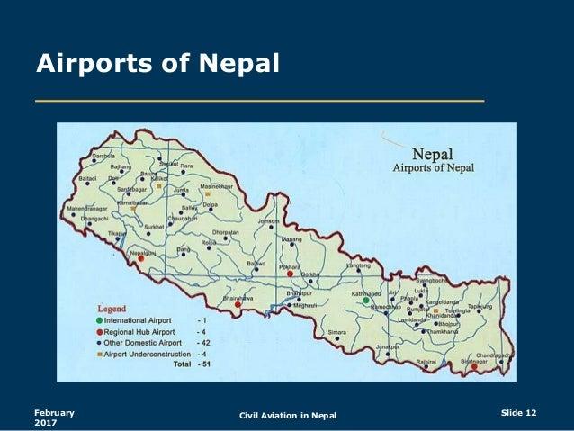civil aviation in nepal