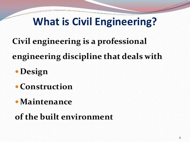 Thesis presentation for civil engineering youtube.