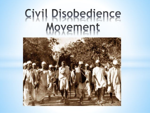 write an essay on the civil disobedience movement The civil disobedience movement carried forward the unfinished work the movement was led by khan essay for civil services exam preparation on.