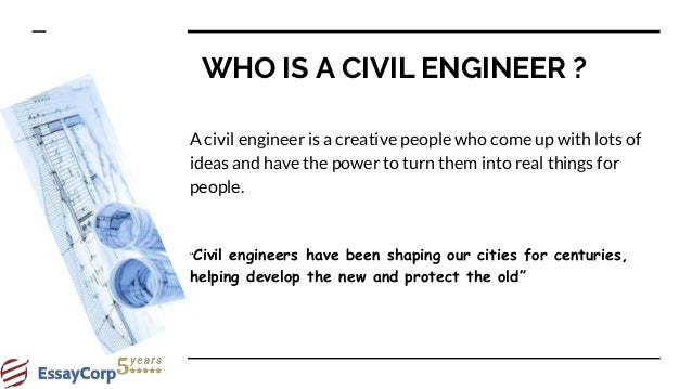 Civil engineering homework help