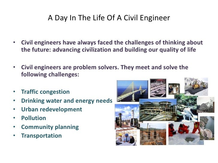 the moral issues encountered in civil engineering Global grand challenges summits home an international group of leading technological thinkers were asked to identify the grand challenges for engineering in the.