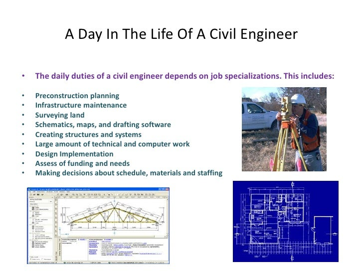civil engineering powerpoint duties of a civil engineer - Duties Of A Civil Engineer