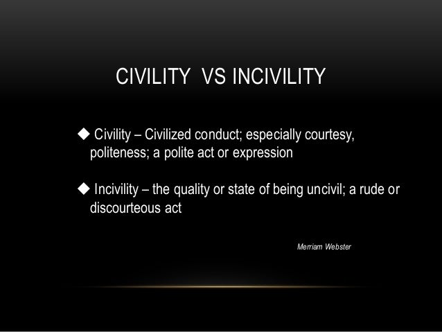 Image result for civility