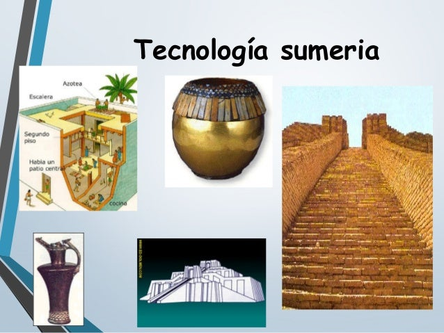 invenciones sumerias