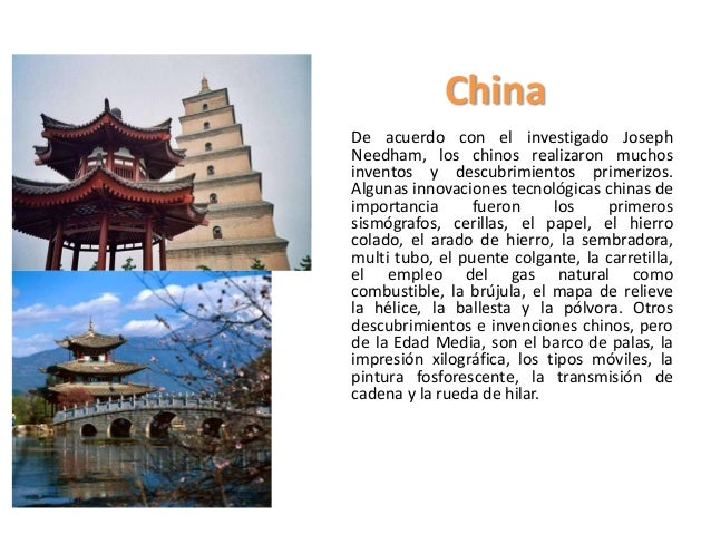 7 inventos de la civilizacion china