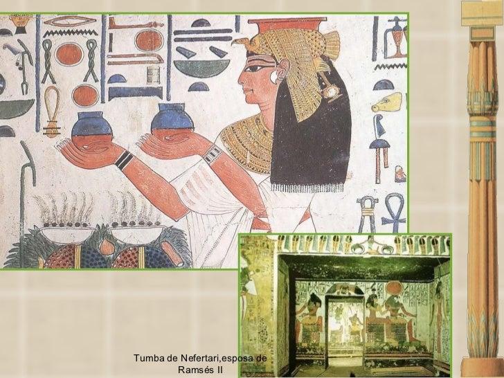 Tumba de Nefertari,esposa de Ramsés II