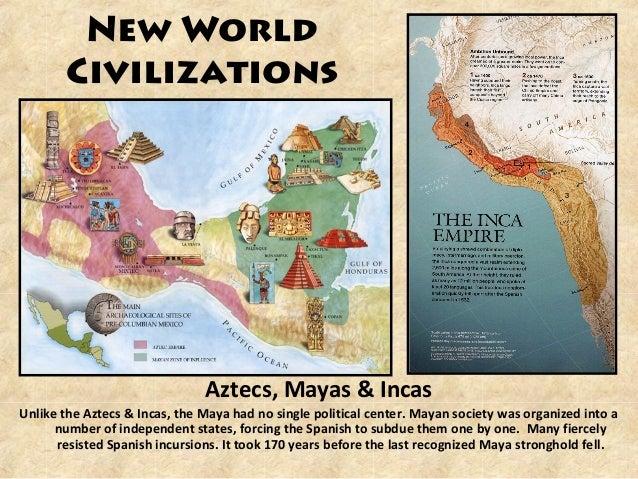 Civilizations Collide: The Aztec Civilization & the Spanish Conquest