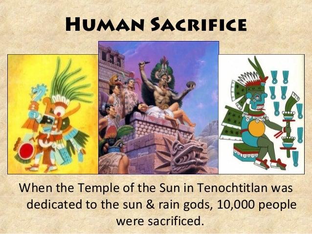 10 Horrors Of Aztec Ritual Human Sacrifice