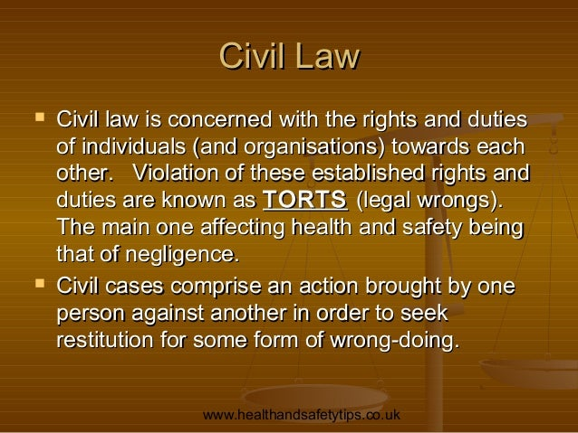 civil law The most prominent civil rights legislation since reconstruction is the civil rights act of 1964 congress, using its power to regulate interstate commerce , enacted the civil rights act of 1964 under title 42, chapter 21 of the united states code.