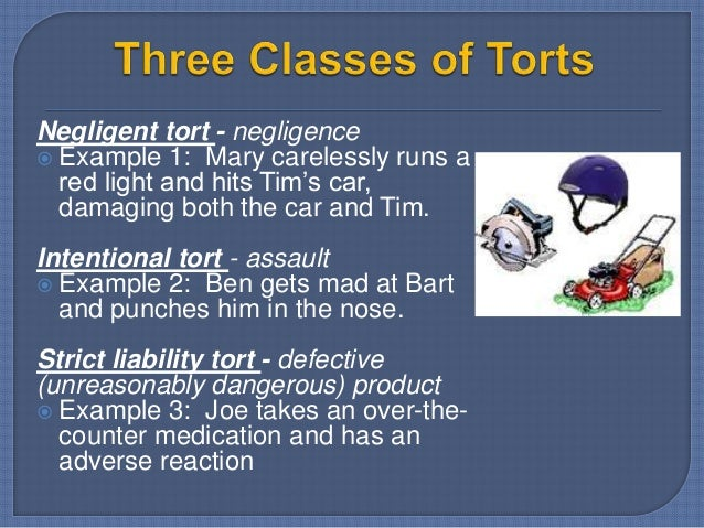 case review law of tort Based on the provisions of intentional tort law, and the  as according to an article published by the harvard law review,  with the aid of case law,.