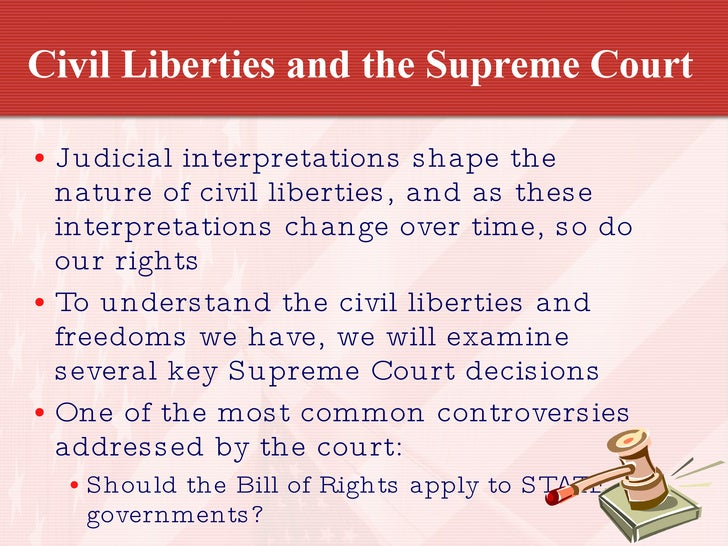 civil right and civil liberties Many contemporary states have a constitution, a bill of rights, or similar constitutional documents that enumerate and seek to guarantee civil liberties.